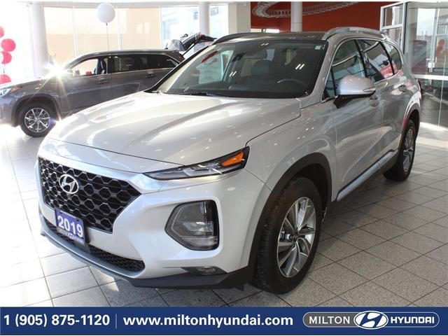 2019 Hyundai Santa Fe Luxury (Stk: 064100A) in Milton - Image 1 of 37