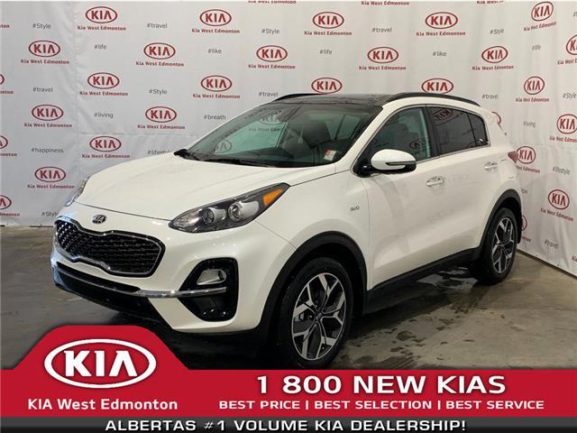2020 Kia Sportage EX Premium (Stk: 22122) in Edmonton - Image 1 of 29