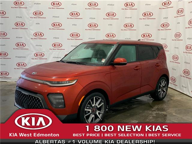 2020 Kia Soul EX Limited (Stk: 22154) in Edmonton - Image 1 of 29