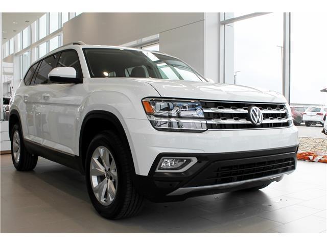 2019 Volkswagen Atlas 3.6 FSI Highline (Stk: 69606) in Saskatoon - Image 1 of 23
