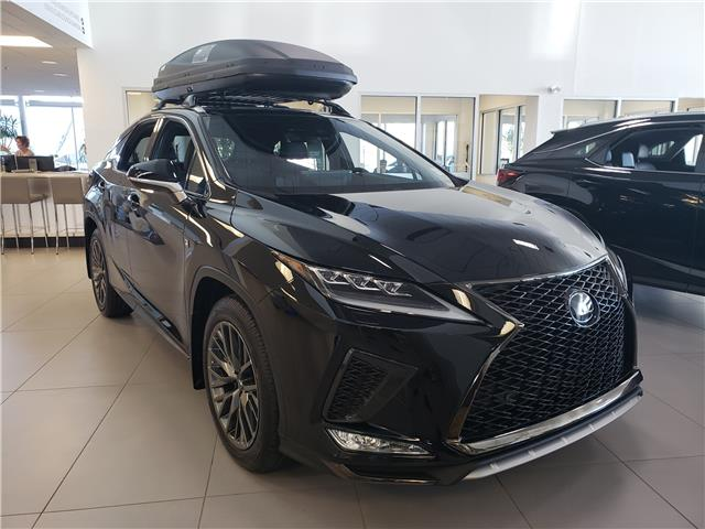 2020 Lexus RX 350 Base (Stk: L20148) in Calgary - Image 1 of 6