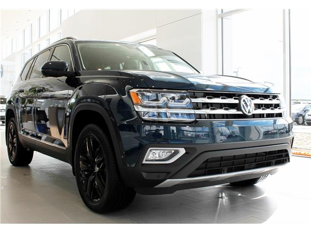 2019 Volkswagen Atlas 3.6 FSI Highline (Stk: 69555) in Saskatoon - Image 1 of 23