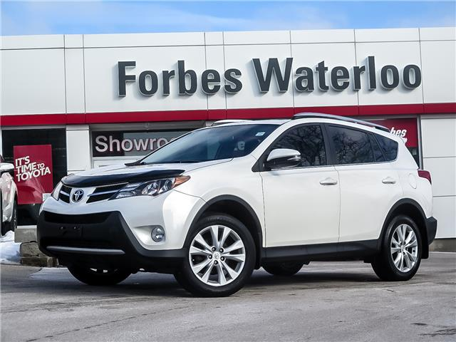 2014 Toyota RAV4 Limited (Stk: 04040A) in Waterloo - Image 1 of 24