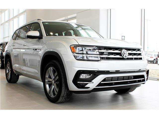 2019 Volkswagen Atlas 3.6 FSI Execline (Stk: 69615) in Saskatoon - Image 1 of 11