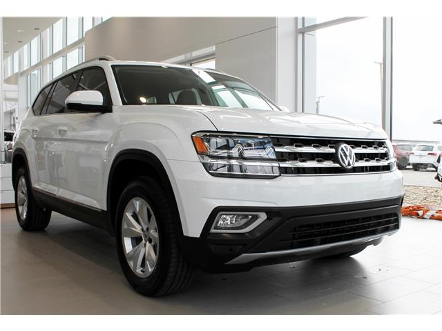 2019 Volkswagen Atlas 3.6 FSI Execline (Stk: 69604) in Saskatoon - Image 1 of 24