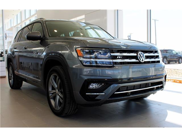 2019 Volkswagen Atlas 3.6 FSI Execline (Stk: 69583) in Saskatoon - Image 1 of 21