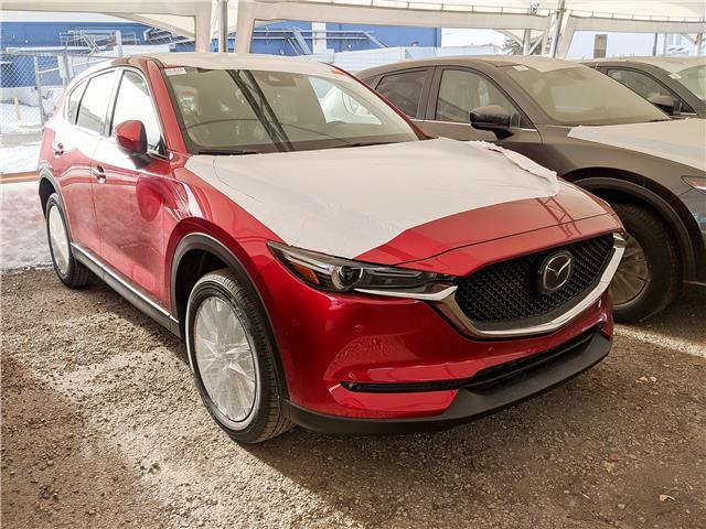 2020 Mazda CX-5 Signature (Stk: H1915) in Calgary - Image 1 of 10