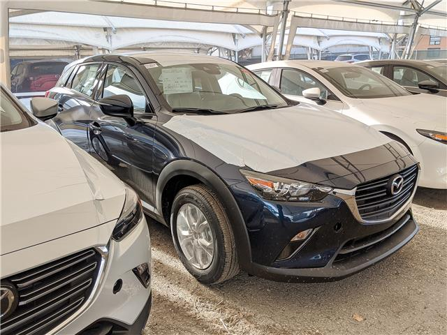 2020 Mazda CX-3 GS (Stk: H1919) in Calgary - Image 1 of 1