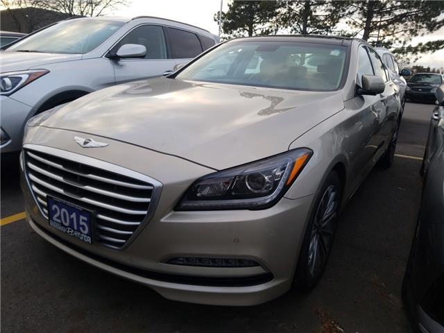 2015 Hyundai Genesis 3.8 Luxury (Stk: OP10548) in Mississauga - Image 1 of 1