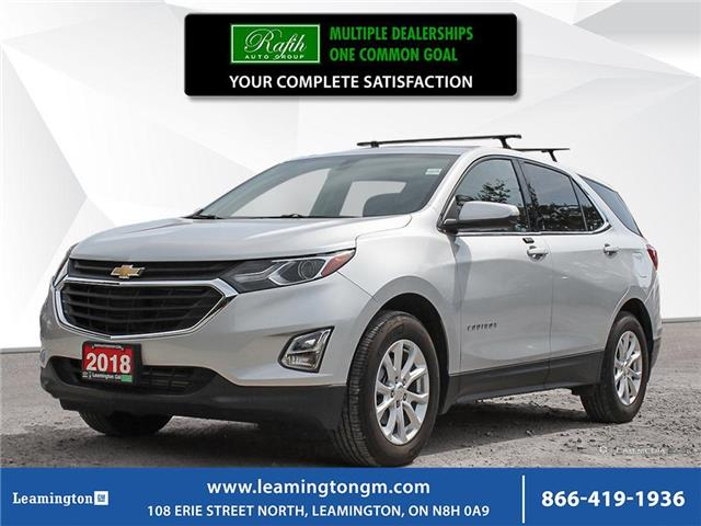 2018 Chevrolet Equinox LT (Stk: 19-794B) in Leamington - Image 1 of 30