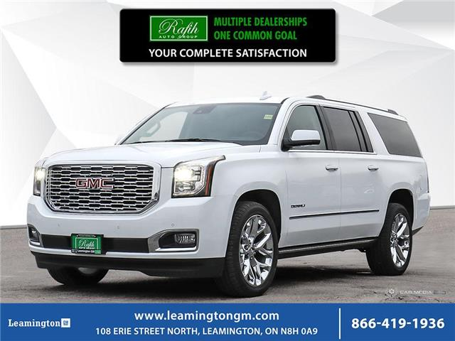2020 GMC Yukon XL Denali (Stk: 20-087) in Leamington - Image 1 of 30