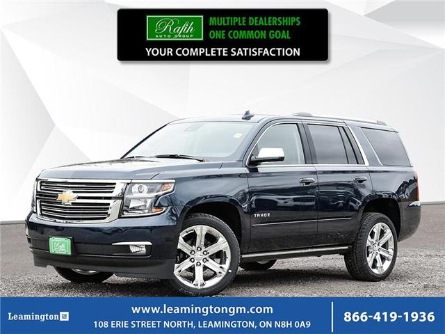 2020 Chevrolet Tahoe Premier (Stk: 20-055) in Leamington - Image 1 of 30