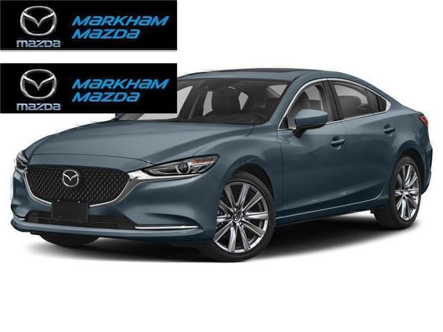 2019 Mazda MAZDA6 GT (Stk: G190772) in Markham - Image 1 of 9