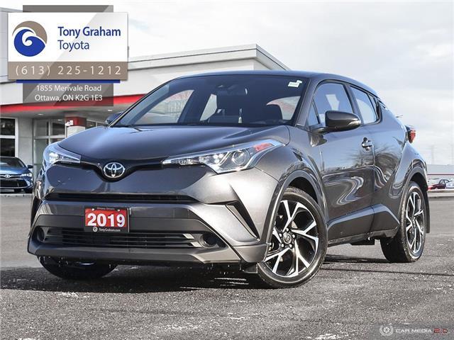 2019 Toyota C-HR Base (Stk: E8075) in Ottawa - Image 1 of 30