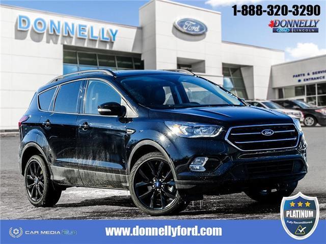2019 Ford Escape Titanium (Stk: PLDUR6379) in Ottawa - Image 1 of 28