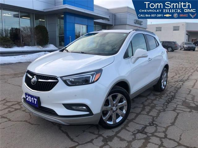 2017 Buick Encore Premium (Stk: 190315A) in Midland - Image 1 of 21