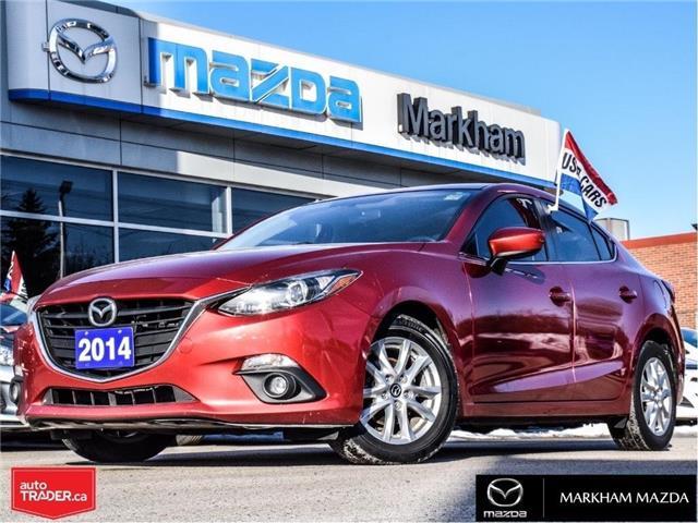2014 Mazda Mazda3 GS-SKY (Stk: P1941A) in Markham - Image 1 of 28