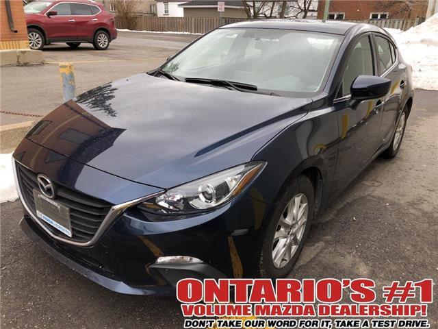 2016 Mazda Mazda3 Sport GS (Stk: P2658) in Toronto - Image 1 of 20