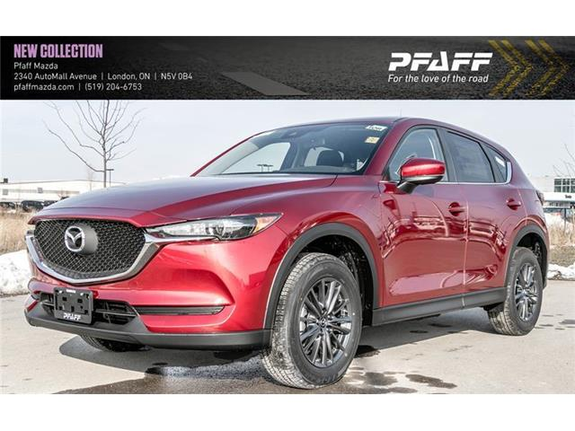 2020 Mazda CX-5 GX (Stk: LM9440) in London - Image 1 of 11