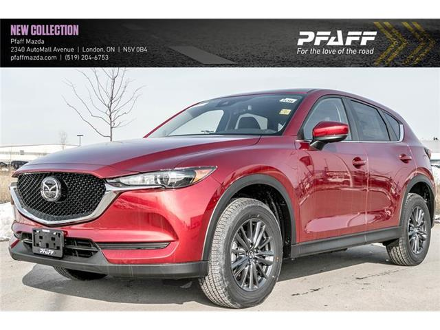 2020 Mazda CX-5 GS (Stk: LM9441) in London - Image 1 of 12