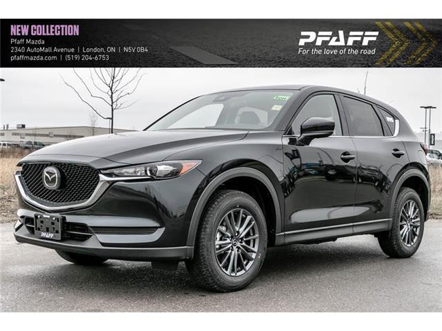 2020 Mazda CX-5 GS (Stk: LM9483) in London - Image 1 of 12