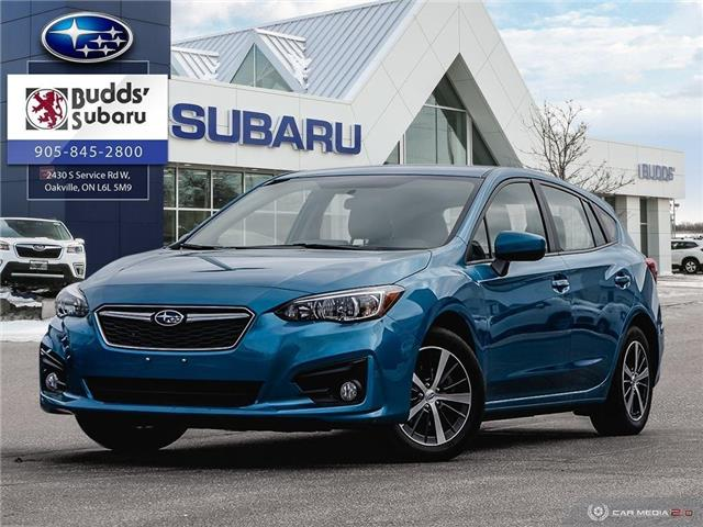 2019 Subaru Impreza Touring (Stk: I19140R) in Oakville - Image 1 of 30