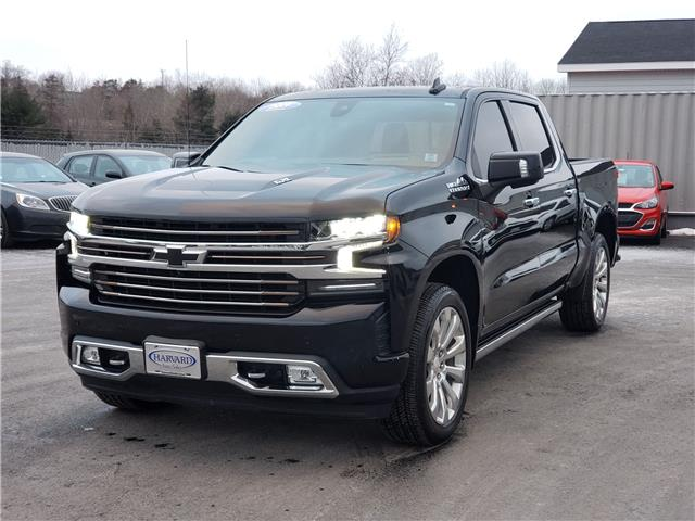 2019 Chevrolet Silverado 1500 High Country 1GCUYHEL5KZ269153 10668 in Lower Sackville