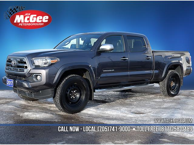 2017 Toyota Tacoma Limited (Stk: 20189A) in Peterborough - Image 1 of 18