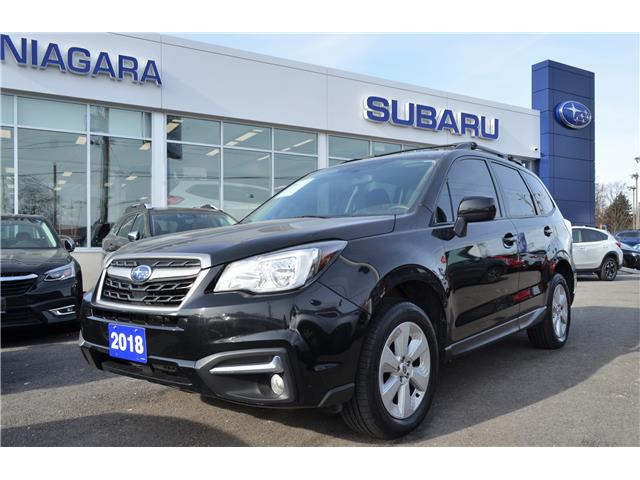 2018 Subaru Forester 2.5i Convenience (Stk: Z1615) in St.Catharines - Image 1 of 20
