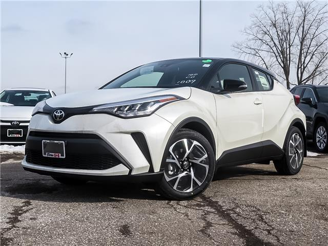 2020 Toyota C-HR XLE Premium (Stk: 05166) in Waterloo - Image 1 of 18
