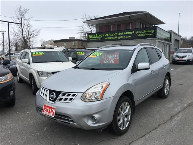 2012 Nissan Rogue SV (Stk: 2615) in Kingston - Image 1 of 14