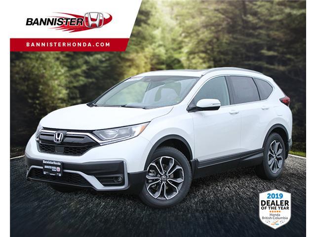 New 2020 Honda CR-V EX-L  - Vernon - Bannister Honda
