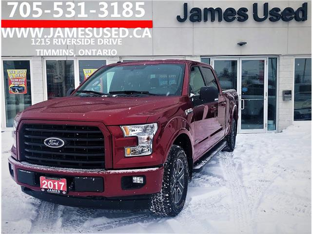 2017 Ford F-150 XLT (Stk: P02702) in Timmins - Image 1 of 15