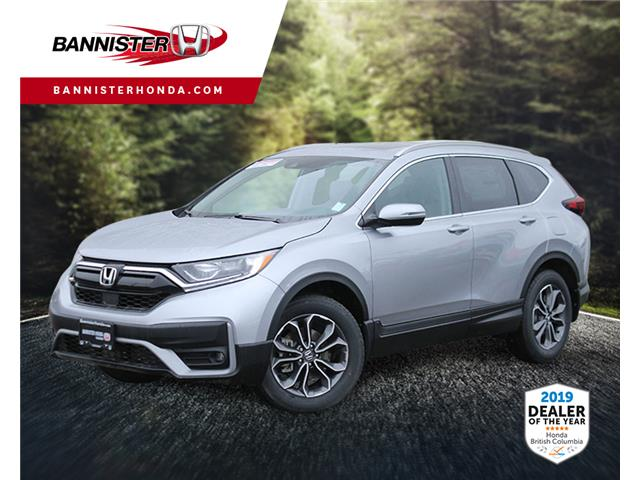 2020 Honda CR-V EX-L (Stk: 20-027) in Vernon - Image 1 of 1