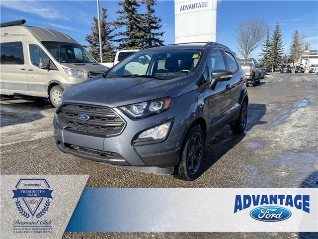 2018 Ford EcoSport SES (Stk: 5571) in Calgary - Image 1 of 24