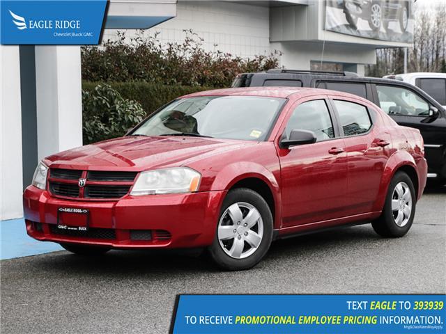 2009 Dodge Avenger SE (Stk: 099513) in Coquitlam - Image 1 of 14