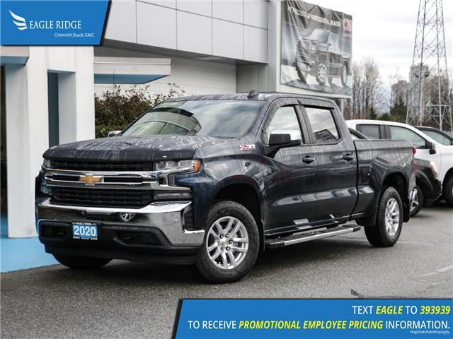 2020 Chevrolet Silverado 1500 LT (Stk: 09213A) in Coquitlam - Image 1 of 18
