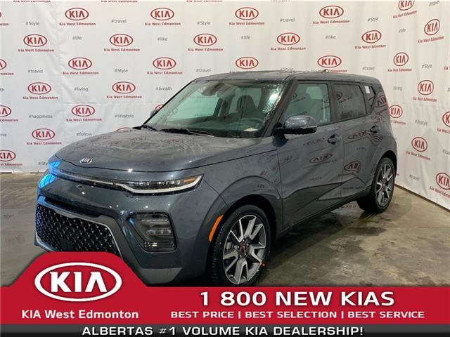 2020 Kia Soul EX Limited (Stk: 22164) in Edmonton - Image 1 of 29