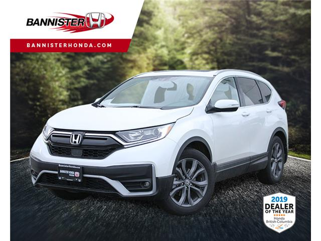 2020 Honda CR-V Sport (Stk: 20-074) in Vernon - Image 1 of 1