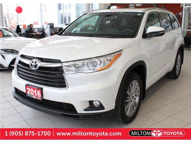 2016 Toyota Highlander XLE (Stk: 261697A) in Milton - Image 1 of 41