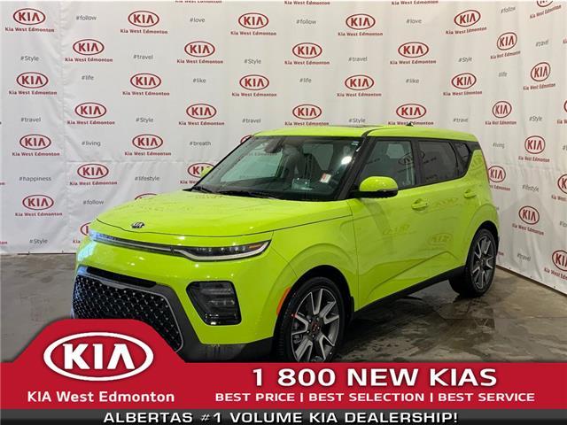 2020 Kia Soul EX Limited (Stk: 22165) in Edmonton - Image 1 of 26