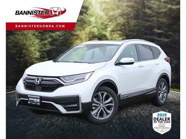 New 2020 Honda CR-V Touring  - Vernon - Bannister Honda