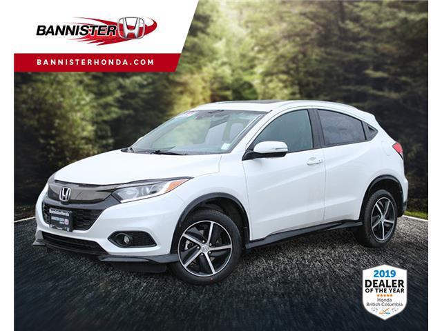 New 2020 Honda HR-V Sport  - Vernon - Bannister Honda