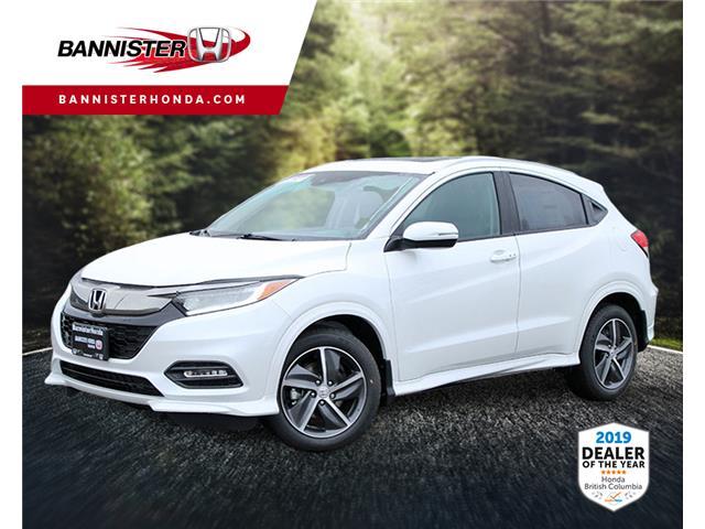 New 2019 Honda HR-V Touring  - Vernon - Bannister Honda