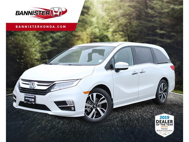 New 2020 Honda Odyssey Touring  - Vernon - Bannister Honda
