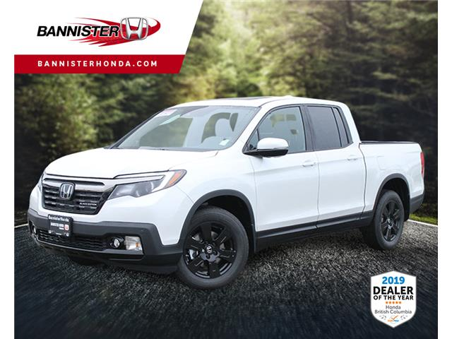 2020 Honda Ridgeline Black Edition (Stk: 20-058) in Vernon - Image 1 of 1