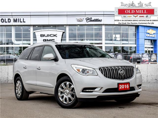 2016 Buick Enclave Leather (Stk: 183817U) in Toronto - Image 1 of 22