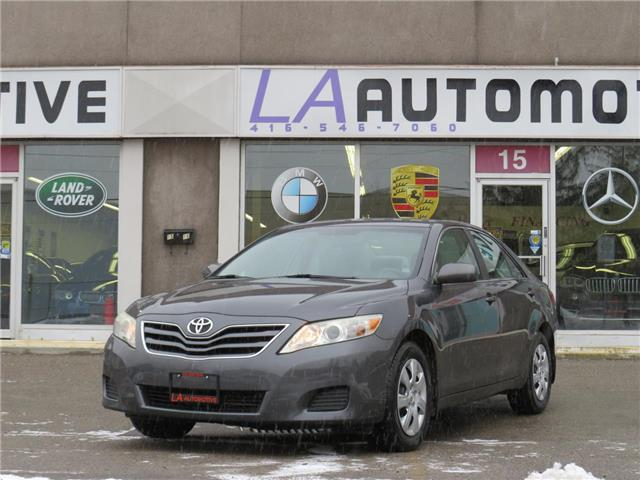 2010 Toyota Camry  (Stk: 3289) in North York - Image 1 of 23