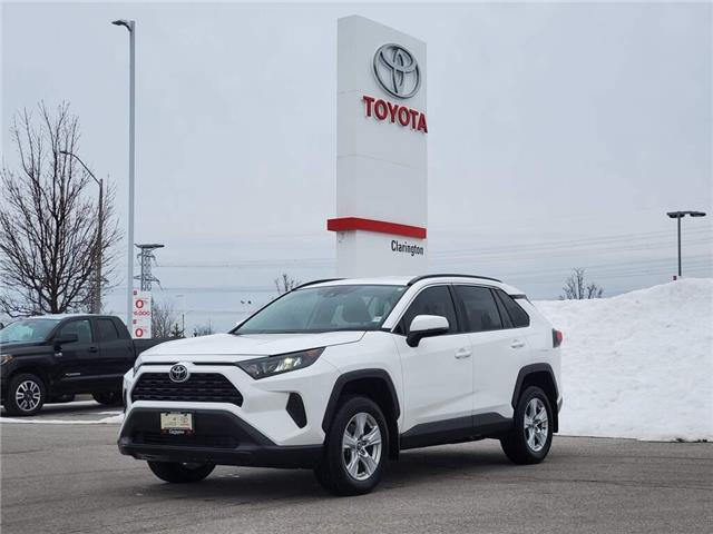 2019 Toyota RAV4 LE (Stk: P2313) in Bowmanville - Image 1 of 24