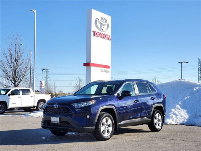 2019 Toyota RAV4 XLE (Stk: P2405) in Bowmanville - Image 1 of 25